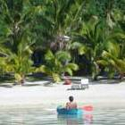Aitutaki Beachfront Villa Package