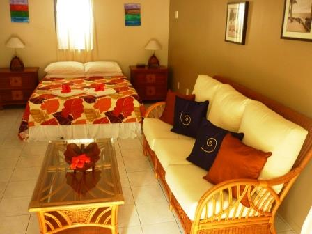 Muri Beach Resort Apartment Interior