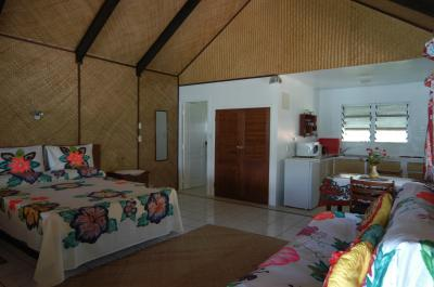 Inano Beach Bungalow Interior