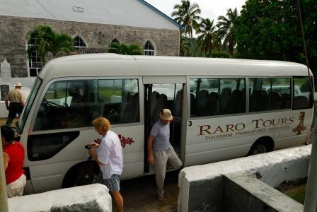 Island Discovery Tour- Bus