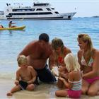 Blue Lagoon Cruises 4 Day / 3 Night Fiji Islands Cruise