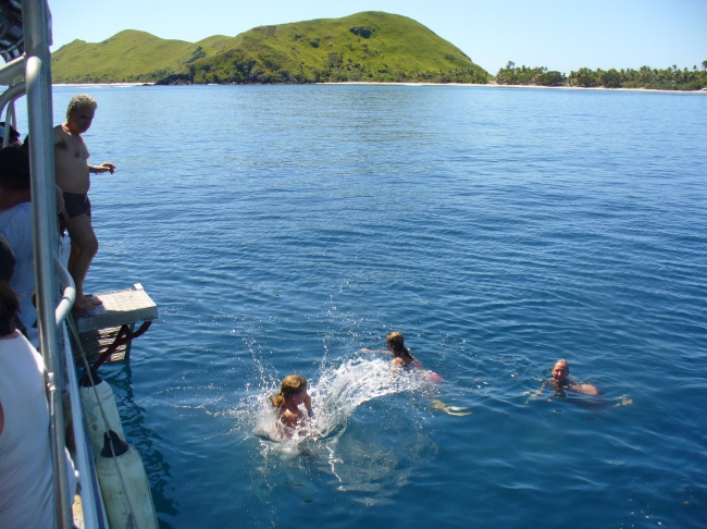 Seaspray Fun Fiji
