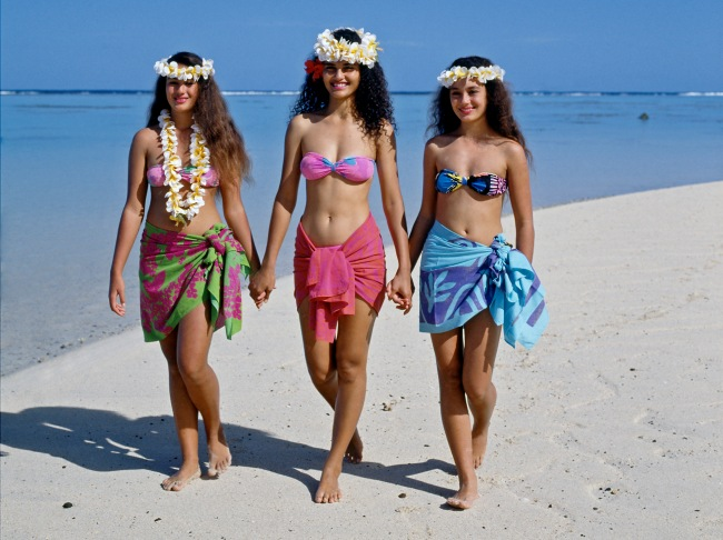 Cook Island Welcome