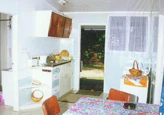 Atupa Orchid Apartments Kitchen