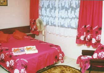 Atupa Orchid Apartments Bedroom