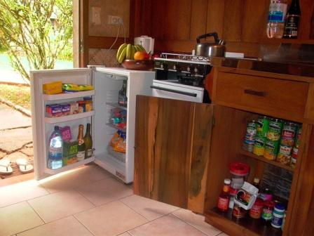 Atiu Villas Well Stocked Kitchen