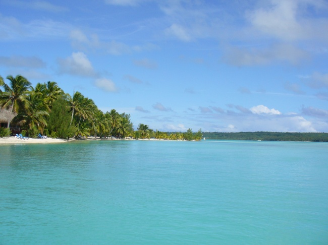 Aitutaki Lagoon Resort Beachfront Bungalows